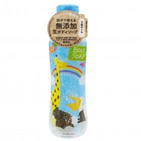 株式会社ペリカン石鹸の取り扱い商品「無添加生ボディソープ」の画像