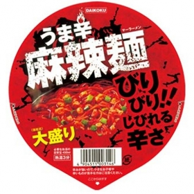 「大黒食品工業 うま辛 麻辣麺 大盛り(株式会社アビリティジャパン)」の商品画像