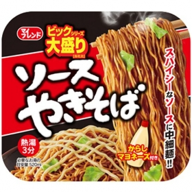 株式会社アビリティジャパンの取り扱い商品「大黒食品工業 やきそばシリーズ」の画像