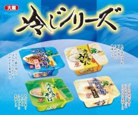 株式会社アビリティジャパンの取り扱い商品「冷しカップ麺と言えば!大黒食品「冷しシリーズ」」の画像