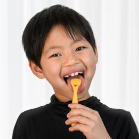 「ののじ 子ども舌クリーナー「舌も!Kids」(ののじ株式会社)」の商品画像の2枚目