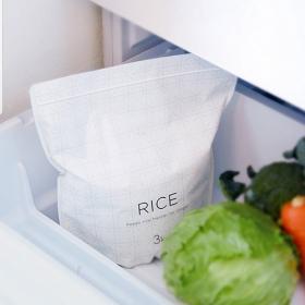 マーナ極お米保存袋 3kg×2枚入の商品画像