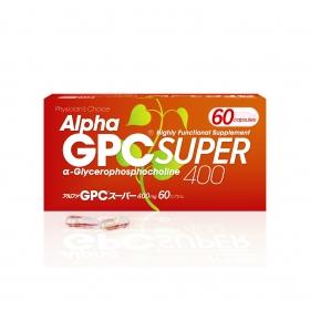 アルファGPCスーパー 60粒の商品画像