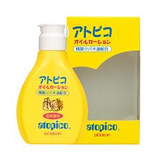 「アトピコ オイルローション(乳液)(大島椿株式会社)」の商品画像