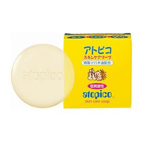「アトピコ スキンケアソープ(大島椿株式会社)」の商品画像