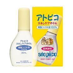 「アトピコ スキンケアオイル(大島椿株式会社)」の商品画像