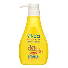「アトピコ スキンケアシャンプー 400mL(大島椿株式会社)」の商品画像