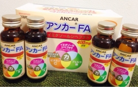 東海_健康.COMの取り扱い商品「アンカーFA マンゴー味」の画像