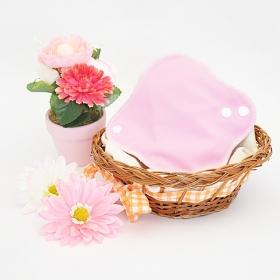 おりもの・ライナー用17cm布ナプキン[オーガニック スリム]の商品画像