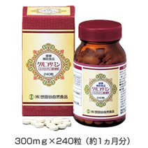 「グルコサミン+コンドロイチン(サメの軟骨由来) - 世田谷自然食品 -(株式会社世田谷自然食品)」の商品画像