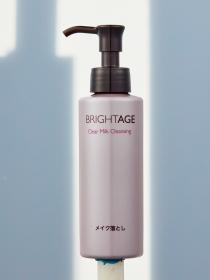 「BRIGHTAGE クリアミルククレンジング(株式会社アイム)」の商品画像
