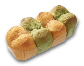 赤と緑の野菜ちぎりパン 他の口コミ(クチコミ)情報の商品写真