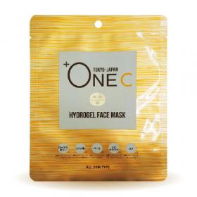 「+OneC(プラワンシー) ハイドロゲル フェイスマスク アルティメイト(株式会社セレブ)」の商品画像の1枚目