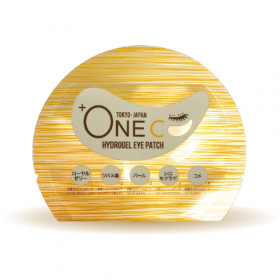 「+OneC(プラワンシー) ハイドロゲル アイパッチ アルティメイト(株式会社セレブ)」の商品画像