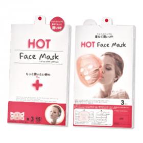 「ながら温フェイスマスク(株式会社ほんやら堂)」の商品画像