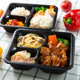 「Dietician-ダイエティシャン-|ダイエット・ボディメイク用宅配食(メディカルフードサービス株式会社)」の商品画像