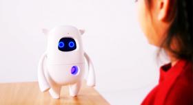 「英語学習に最適なAI(人工知能)搭載ロボットMusio(ソフトバンク コマース&サービス株式会社)」の商品画像の2枚目