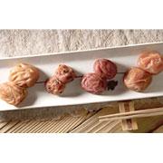 味彩 梅干しお試しセット(うす塩梅干、かつお味梅干、しそ漬梅干、蜜っこ)の商品画像