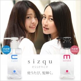 「sizqu(シズク)エッセンス 洗い流さないトリートメント150mL(美容室専売品のナカノザダイレクト)」の商品画像