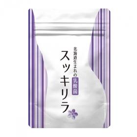 「北海道生まれの乳酸菌 スッキリラ(株式会社フレージュ)」の商品画像