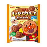 明治それいけ!アンパンマン もっちりプチケーキ キャラメル風味の商品画像