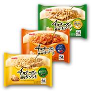 「新商品!4種チーズの濃厚リゾット(株式会社明治)」の商品画像