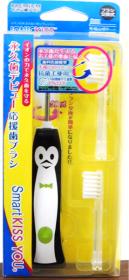 Smart KISS YOU子供歯ブラシ(本体1本、替えブラシ2本)の商品画像