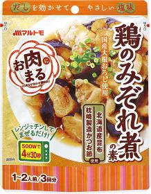「お肉まる(R)」鶏のみぞれ煮の素の口コミ(クチコミ)情報の商品写真