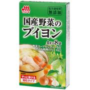 「国産野菜のブイヨン 4g×8袋(マルトモ株式会社)」の商品画像