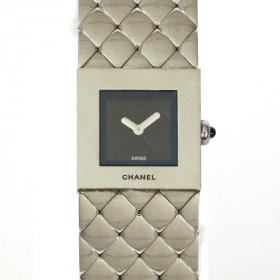 「CHANEL 時計 マトラッセ ケースサイズ横19mm×縦19mm(K-GOLDインターナショナル)」の商品画像