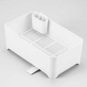 和平フレイズ株式会社の取り扱い商品「余白 洗い桶になる水切りケース」の画像