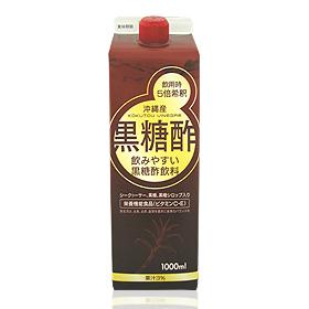 「沖縄産黒糖酢飲料(ビューティサポー株式会社)」の商品画像