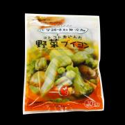 安心無添加!6種の国産野菜をじぃっくり煮込みました◆化学調味料無添加野菜ブイヨンの商品画像