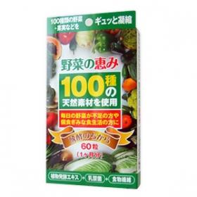 野菜の恵みの商品画像