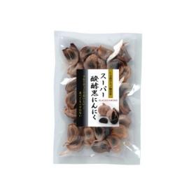 スーパー醗酵黒にんにく 粒タイプ100gの商品画像
