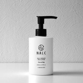 NALC薬用ヘパリンミルクローションの商品画像