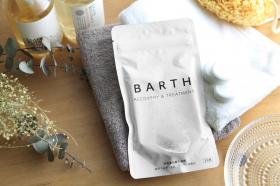 BARTH 美容液に浸かるような中性重炭酸入浴剤 9錠の口コミ(クチコミ)情報の商品写真
