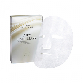 アクシージア ビューティーフォース エアリーフェイスマスク 7枚入りの商品画像