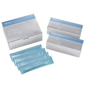 株式会社アクシージアの取り扱い商品「アクシージア ヴィーナスレシピ ホワイトアミノズ ドリンク」の画像
