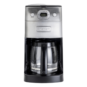 「10カップ式 ミル付き全自動コーヒーメーカー(コンエアージャパン合同会社)」の商品画像