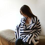 授乳ケープに、抱っこカバーに3wayで使える★ママカーディガンの商品画像
