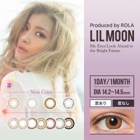 LILMOON 1MONTH -リルムーン ワンマンス-の商品画像