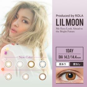 LILMOON 1DAY -リルムーン ワンデー-の商品画像