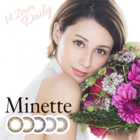 PIA株式会社の取り扱い商品「Minette -ミネット-」の画像