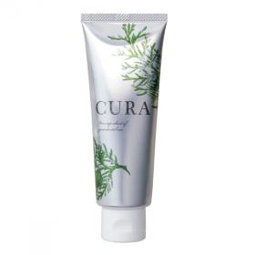 有限会社トロフィー佐藤の取り扱い商品「CURA(クーラ)歯磨きジェル」の画像