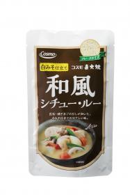 コスモ食品株式会社の取り扱い商品「コスモ直火焼 和風シチュールー」の画像