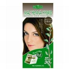 「マックHBトリートメントディープブラウン(50g+165mℓ)(株式会社マックプランニング)」の商品画像