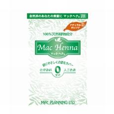 「マックヘナハーバルトリートメントナチュラルオレンジ(100g)(株式会社マックプランニング)」の商品画像