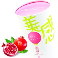 【5大美容成分配合】サッパリしたあと味がタマラナイ!『美感青汁』ザクロ味の商品画像