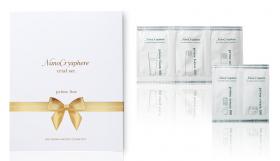 「ナノクリスフェアトライアルセット(ホソカワミクロン化粧品株式会社)」の商品画像